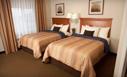Candlewood Suites: One-Night Stay in a One-Bedroom or Studio Suite, a $10 Credit to the Candlewood Cupboard Convenience Store, and a Movie Package - Candlewood Suites in Athens