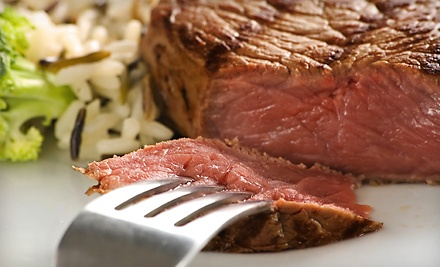 Steak-House Meal for 2 (up to $59.97 value) - Stonewell Restaurant in Farmington
