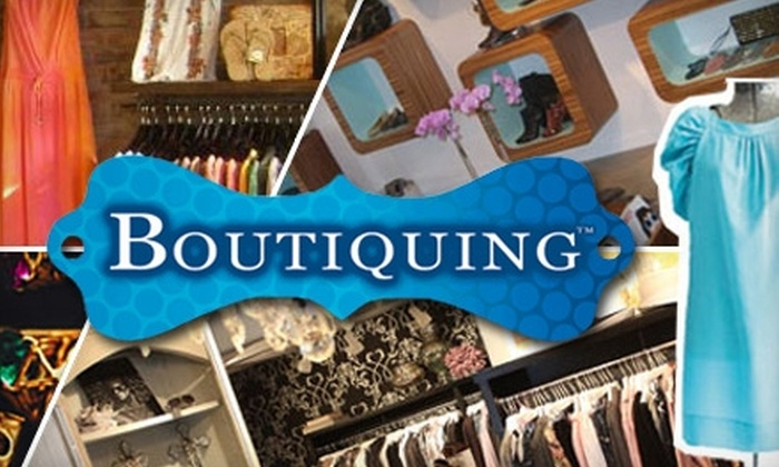 Boutiquing - Costa Mesa: $5 for One Admission to Boutiquing.com Blowout Sale Event on Sunday, December 5 (Up to $10 Value)