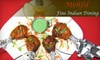52% Off Indian Fare at Mehfil