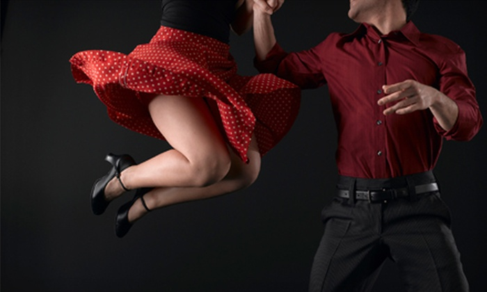 It's All About Dancing - Livermore: Dance-Lesson Package or Group Lessons at It's All About Dancing in Livermore (Up to 53% Off). Five Packages Available.