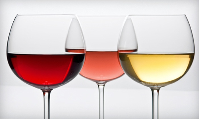 The Wine Place - St. Catharines: Strawberry-Zinfandel or Peach-Chardonnay Winemaking Experience at The Wine Place (51% Off)