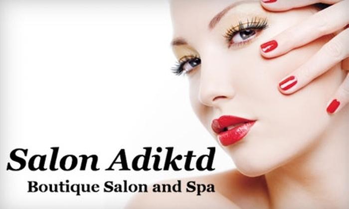 Salon Adiktd - Blue Springs: $30 for $60 of Services at Salon Adiktd