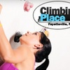 $10 for Rock Climbing and Belay Class