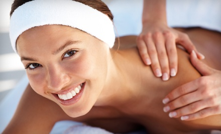 60-Minute Massage (a $65 value) - Merle Norman Day Spa and Boutique in Smyrna