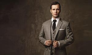 Costumes (BE): Costume avec chemise et/ou cravate, costume sur mesure ou costume de luxe Ermenegildo Zegna dès 89,99 € chez Costumes.be