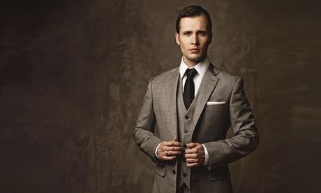 1 o 2 trajes a medida con tejidos de alta gama para hombre o mujer desde 395 € en el barrio de Salamanca