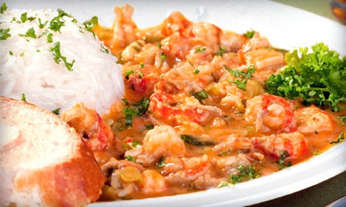 Marcela's Creole Cookery - Pioneer Square: $20 Worth of Creole and Cajun Cuisine