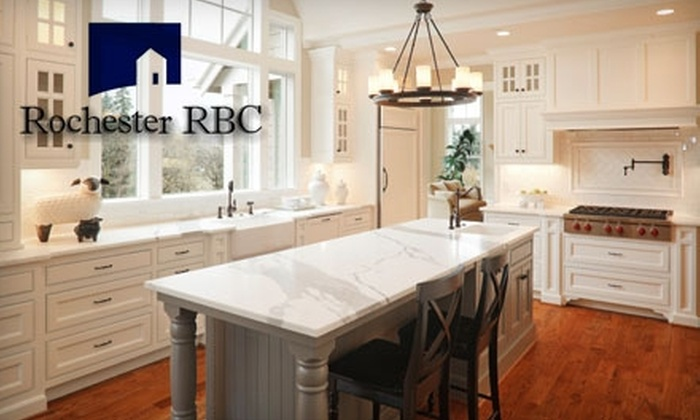Rochester RBC - Rochester: $50 for a Personalized Kitchen or Bathroom Renovation Master Plan from Rochester RBC