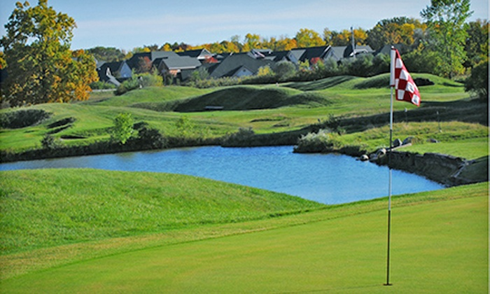 Missing Links - Mequon: Golf Outing for Two or Four, or Pass for Unlimited Golf for 2013 Season at Missing Links (Up to 56% Off)