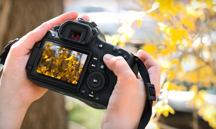 DSLR Workshops by Okello Dunkley - Near North Side: Three-Hour Beginners' DSLR-Camera Workshop for One or Two from DSLR Workshops by Okello Dunkley (Up to 52% Off)