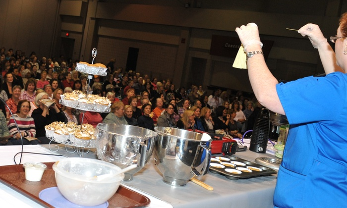 Taste of Home Cooking Show presented by Gwinnett Daily Post - Gwinnett Center: Up to 85% Off Admission and Swag Bag at Taste of Home Cooking Show presented by Gwinnett Daily Post
