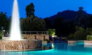 Galzignano Terme: Percorso Spa illimitato di coppia alle Terme di Galzignano nel Parco Naturale dei Colli Euganei (sconto fino a 53%)