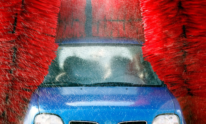 Jack's Car Wash - Hillsdale: $14 for One The Works Car Wash at Jack's Car Wash ($29.95 Value)