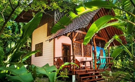 Groupon Deal: 3-, 4-, 5-, or 6-Night Bungalow Stay for Two at Tierra de Suenos Wellness Center in Costa Rica. Combine Up to 12 Nights.