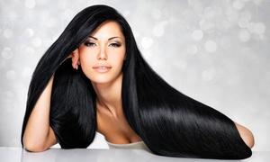 Santos Friseur: Echthaarverlängerung mit 50, 75 oder 100 Extensions à 40 cm Länge bei Santos Friseur ab 79,90 € (bis zu 78% sparen*)