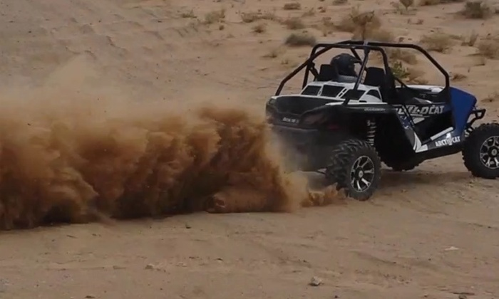 Sin City Off Road - Las Vegas: Up to 50% Off UTV Tours  at Sin City Off Road