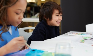 KidzArt - Apex: Four 30-, 45-, or 60-Minute Art Classes for Kids at KidzArt (Up to 50% Off)