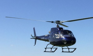 Heli Adventures: Helicopter Buzz Flight, Pleasure Flight or Sightseeing Tour with Heli Adventures (Up to 67% Off)