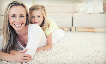Carpet Cleaning for Three or Five Rooms and a Hallway or Seven Rooms and Two Halls from C4 Carpet Care (Up to 66% Off)