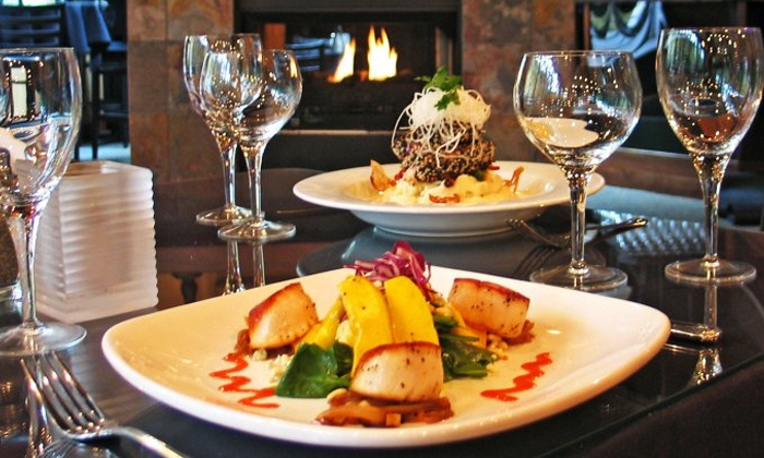 Riverview Restaurant - Troutdale: $25 for $40 Worth of Upscale Dining Cuisine at Riverview Restaurant