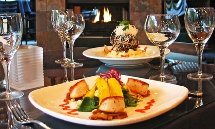 $25 for $40 Worth of Upscale Dining Cuisine at Riverview Restaurant