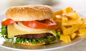 Cruizers: Classic Diner Food for Two, Four, or Carry-Out Service at Cruizers (Up to 45% Off)