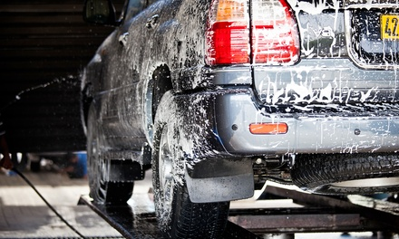 $19 for One Month of Unlimited Car Washes from GotCarWash.com ($49.98 Value)