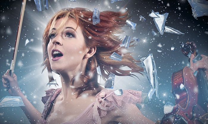 Lindsey Stirling - Jacobs Pavilion at Nautica: Lindsey Stirling and Karmin at Jacobs Pavilion at Nautica on Tuesday, June 9 (Up to 49% Off)