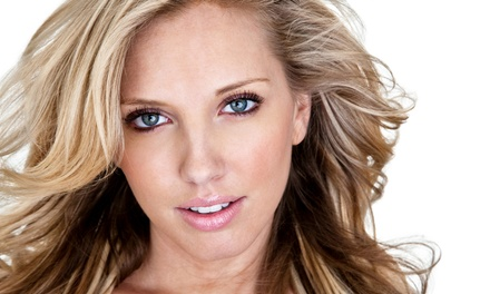 Haircut and Conditioning with Optional Single-Process Color or Highlights from Lionel at Elsa's Salon (Up to 57% Off)