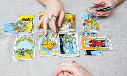 Tarot-Card or Aura Reading at Reno Magick (Up to 53% Off)