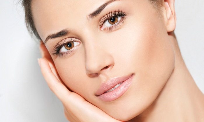 Puni Sra Aesthetics - Hicksville: One or Three Age Smart or Bio Light Miracle Facials at Puni Sra Aesthetics (Up to 55% Off)