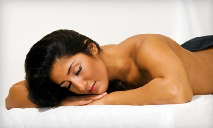 Salon Indulgentz - Altamonte Springs: $39 for a 60-minute massage ($90 value) or $29 for a Mani-Pedi ($58 value) at Salon Indulgentz in Altamonte Springs