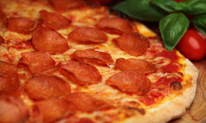 Chicho's Restaurant - Virginia Beach: $10 for $20 Worth of Pizza, Sandwiches, and Subs at Chicho's Restaurant in Virginia Beach