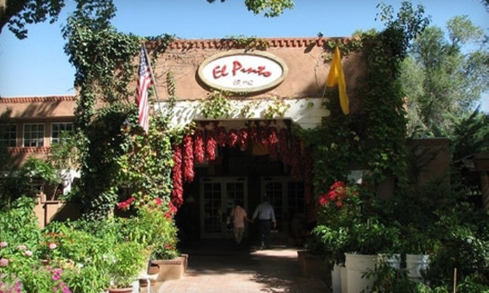 El Pinto - Alamedan Valley: $15 for $30 Worth of New Mexican Fare and Drinks at El Pinto (or $15 for $35 if Redeemed Monday through Wednesday)