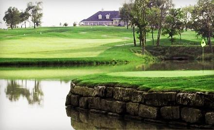Tiffany Greens Golf Club - Tiffany Greens Golf Club in Kansas City