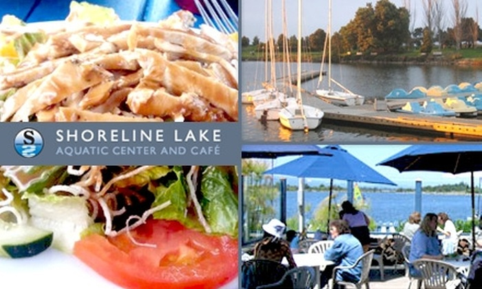 Lakeside Café - Mountain View: $6 for $12 Worth of Bistro Fare at Lakeside Café