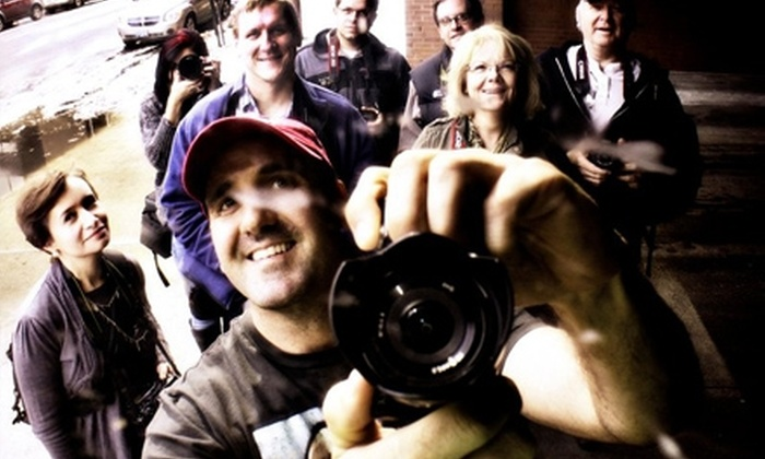 Chimpsy: $49 for a Photography Field Trip from Chimpsy ($125 Value)