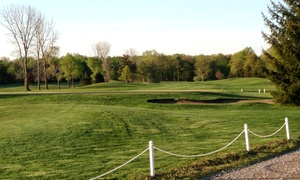 Briar Ridge Golf Course: 18-Hole Round of Golf for Two or Four with Cart Rental and Hot Dogs at Briar Ridge Golf Course (Up to 46% Off)