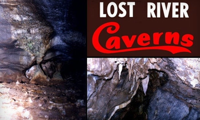 Lost River Caverns - Hellertown: $10 for Two Admissions to Lost River Caverns (Up to $21 Value)