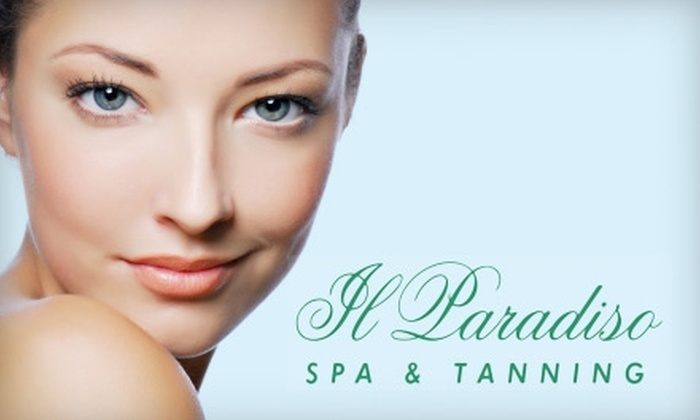 Il Paradiso Spa & Tanning - Woodroofe - Lincoln Heights: $32 for an Essential Facial at Il Paradiso Spa & Tanning in Lincoln Fields Shopping Centre ($65 Value)
