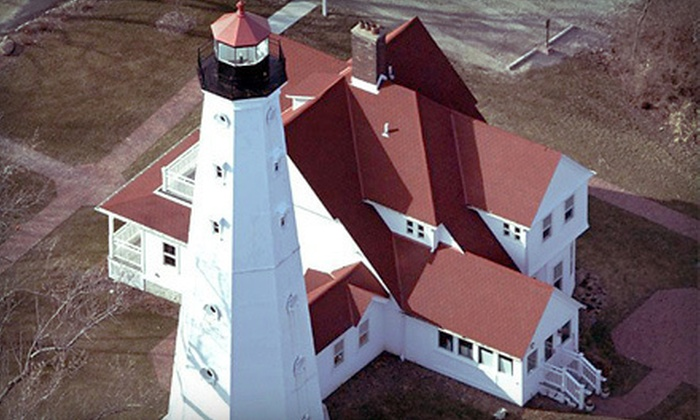 North Point Lighthouse - Northpoint: 1 Adult Admission (up to a $5 value)