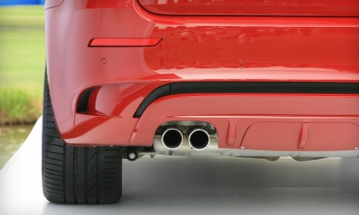 Dent Magic - Meadowland Heights: $60 for $130 Worth of Paintless Dent Removal at Dent Magic