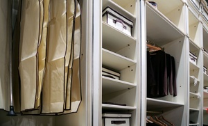 Rhode Island Closet Co: $50 for $100 Worth of Services at Rhode Island Closet Co
