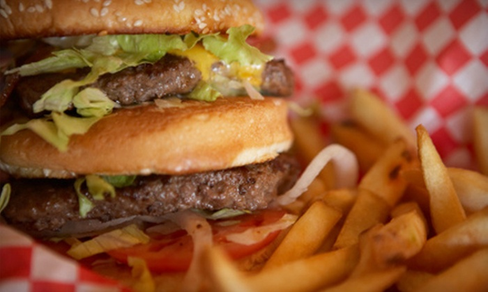 Curtis C's Diner - Newton: $7 for $14 Worth of American Fare at Curtis C's Diner in Newton