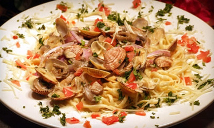 Pasta Fina - Southwyck: Dinner with Appetizers and Entrees for Two or Four or $15 for $30 Worth of Italian Fare at Pasta Fina
