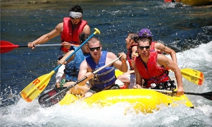 River Journey - Knights Ferry: Kayaking Trip for Two or Rafting Trip for Up to Six at River Journey in Knights Ferry (Up to 52% Off)