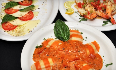 Italian Dinner for 2 (up to a $58 total value) - Little Napoli Italian Cuisine in Houston