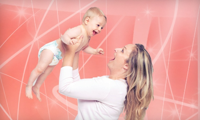 Edmonton Hispanic Cultural Society - Pylypow Industrial: $39 for Four Mommy and Baby Salsa Classes, Plus Two Adult Classes at Edmonton Hispanic Cultural Society ($100 Value)