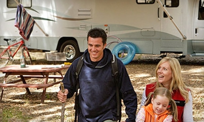 Holiday Trails RV Resorts - Multiple Locations: RV or Tent Camping at Holiday Trails RV Resorts